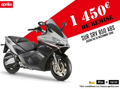 APRILIA SRV 850 ABS REMISE