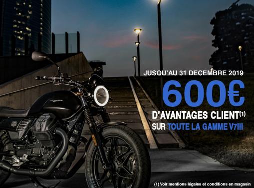 V7 600€