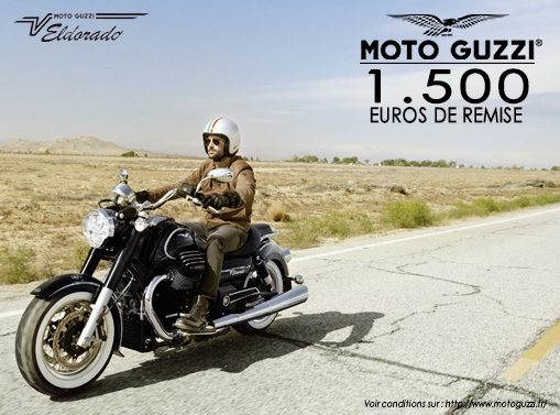MOTO GUZZI ELDORADO 1500 REMISE