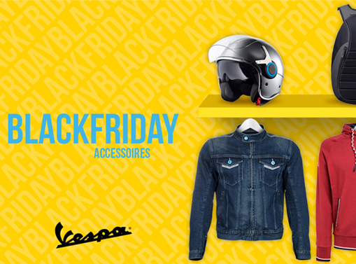 Blackfriday Vespa