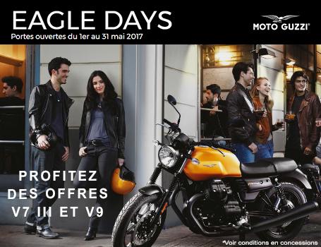 EAGLE DAYS - OPEN DOORS MOTO GUZZI